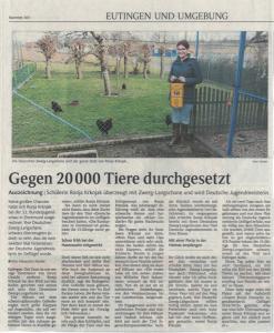 Deutsche Jugendmeisterin